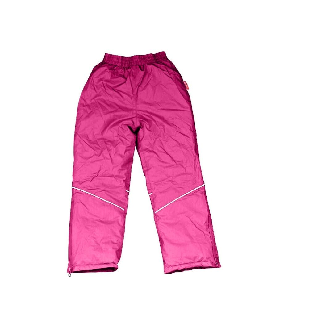 The Arctic Pack-able Snow Pant - Fuchsia