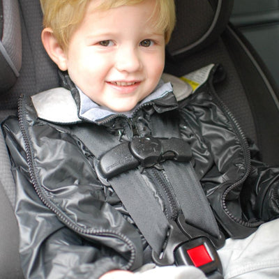 Car Seat Safety Road Coat®Transition - Black