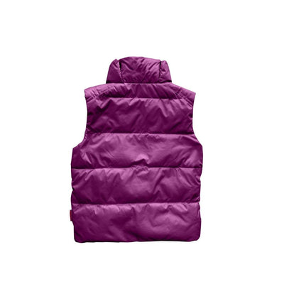 Car Seat Safety Road Coat®Vegan Vest - Plum