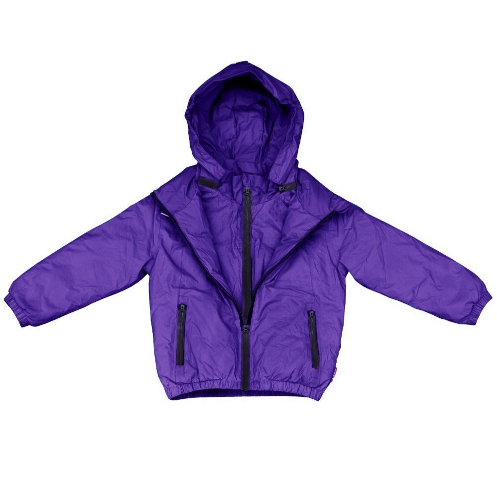 Car Seat Safety Road Coat® Arctic - Purple