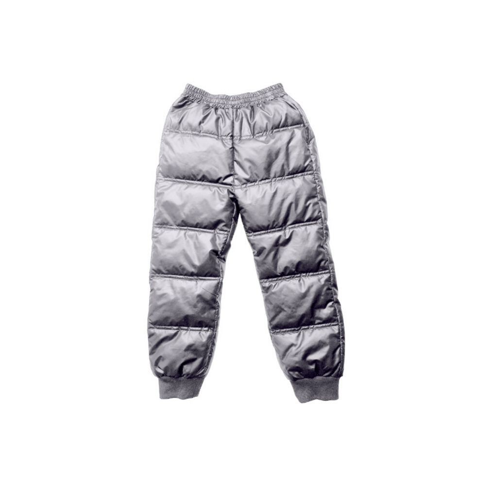Soft Pack-able Snow Pant - Platinum