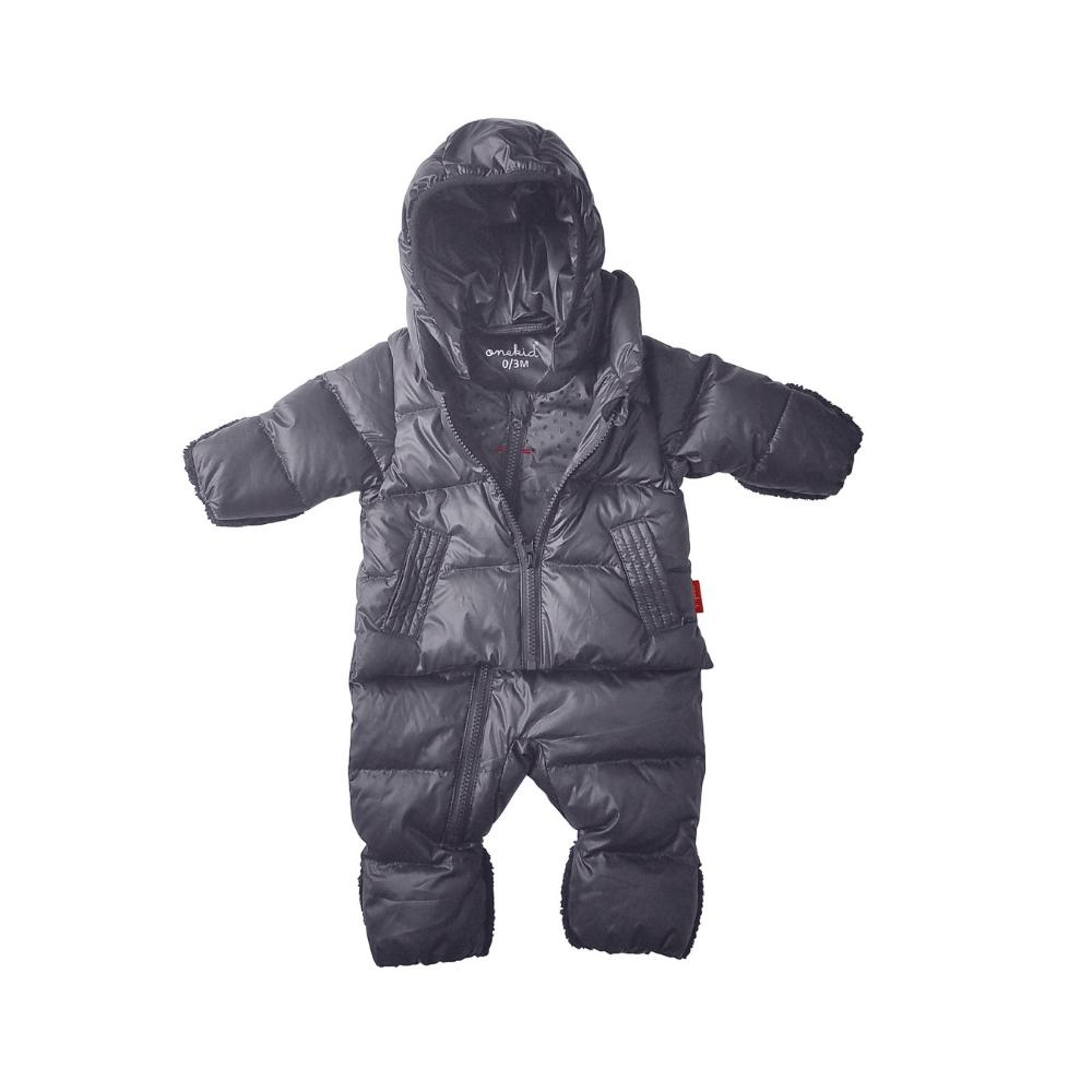 Car Seat Safety Infant Road Coat® Snow Suit - Platinum