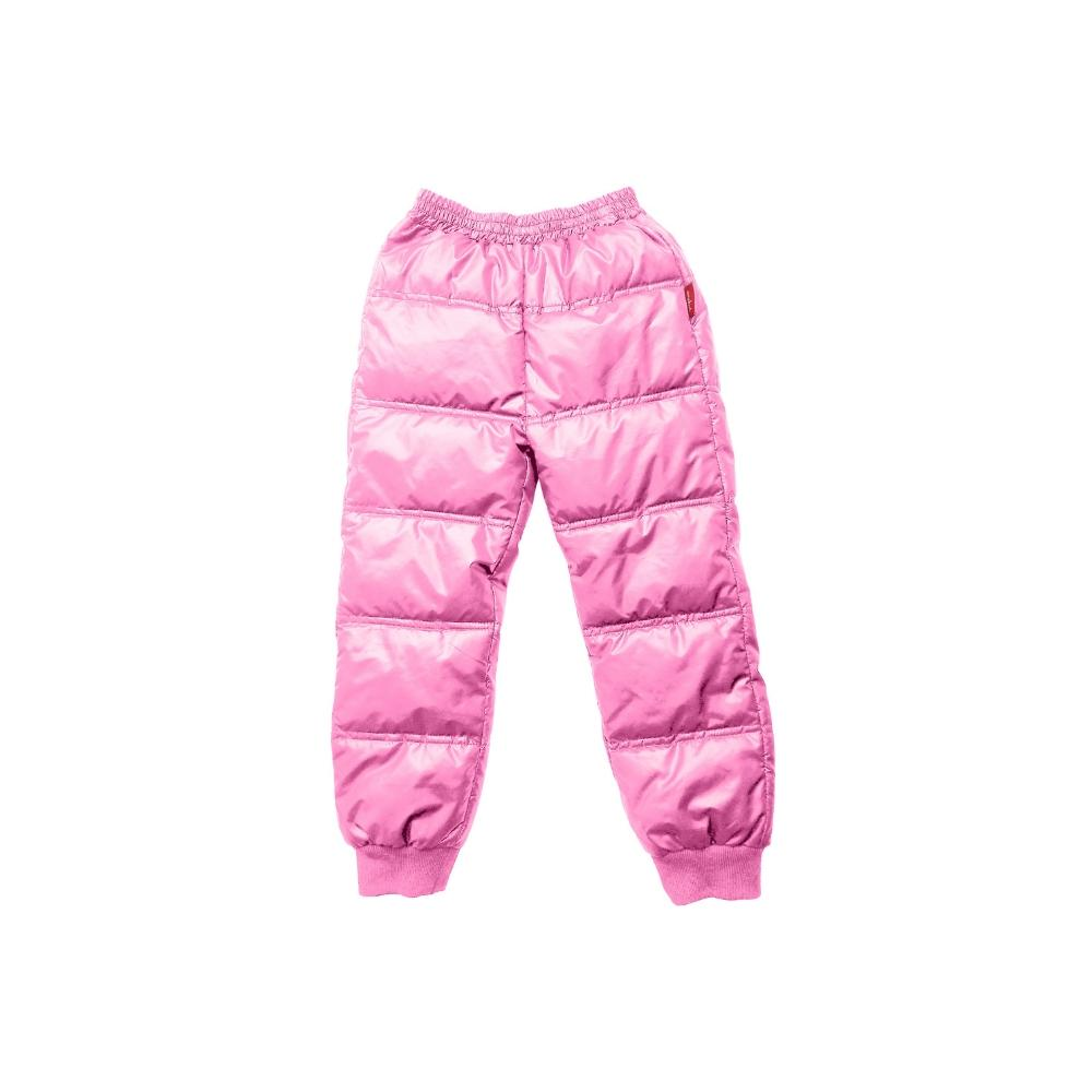 Soft Pack-able Snow Pant - Pink