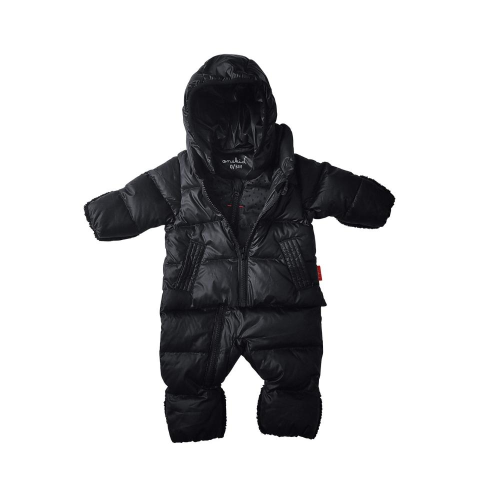 Car Seat Safety Infant Road Coat® Snow Suit - Black