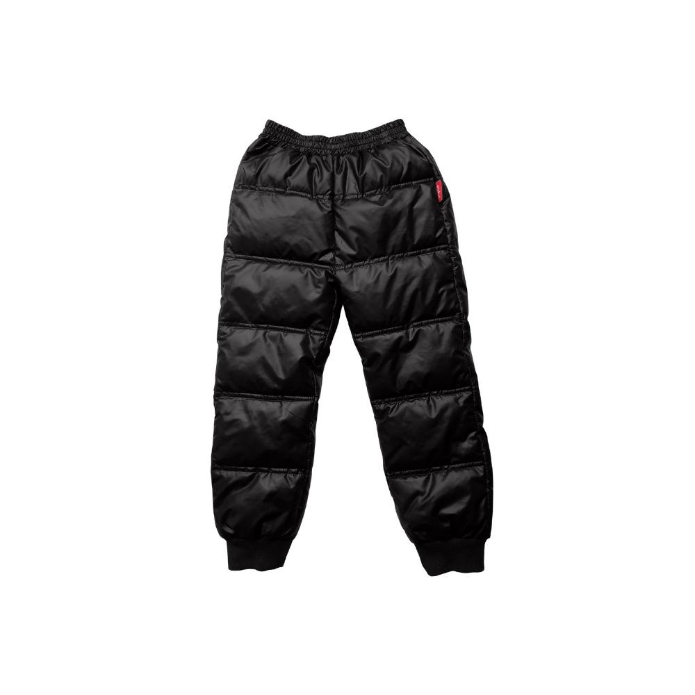 Soft Pack-able Snow Pant - Black
