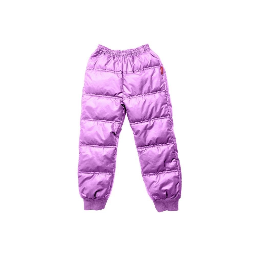 Soft Pack-able Snow Pant - Lilac