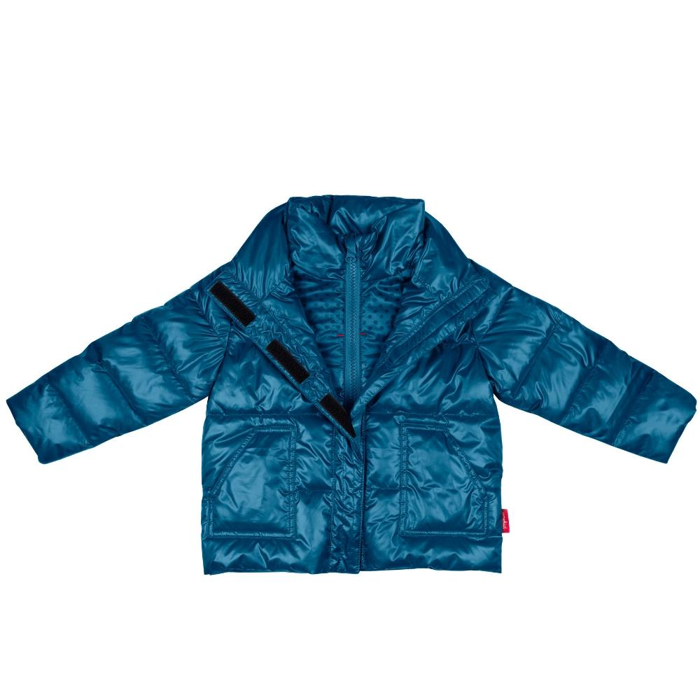 Car Seat Safety Road Coat®Vegan Jacket - Teal