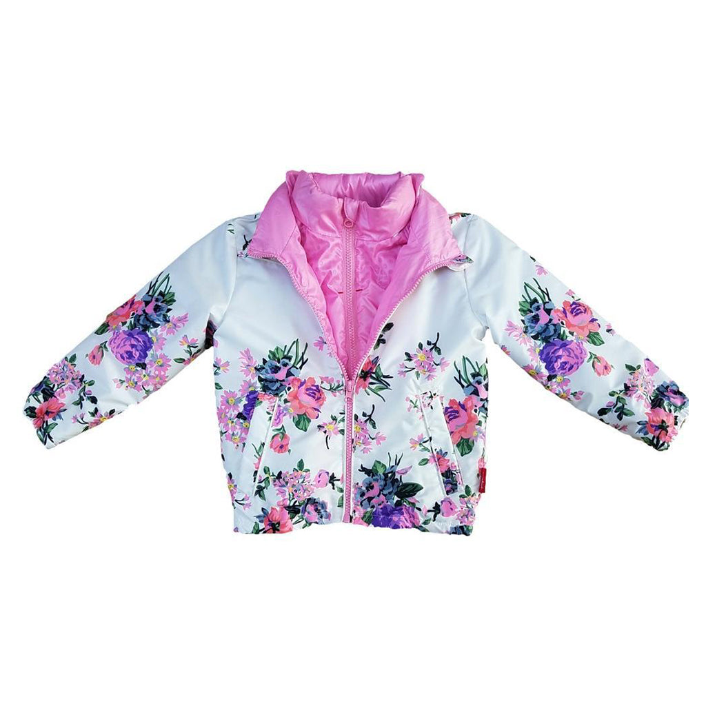 Car Seat Safety Road Coat®Transition  - Lt Pink / Flower Print