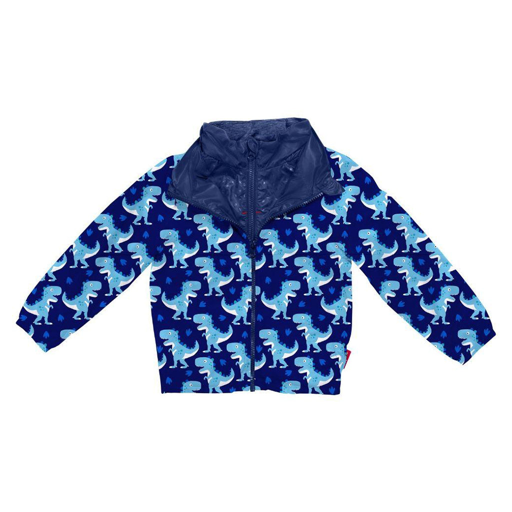Car Seat Safety Road Coat®Transition  - Navy / Raptor Print