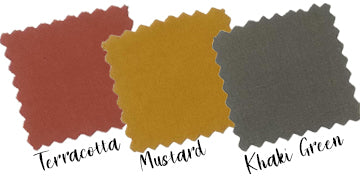 Tencel Twill Swatches from The Sewist Fabric Shop