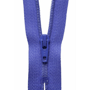 YKK Closed End Nylon Zip - 15cm - #281 Delphinium