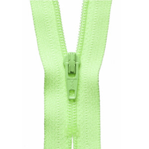 YKK Closed End Nylon Zip - 15cm - #872 Dayglo Green