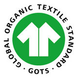 Global Organic Textile Standard (GOTS) Certification Logo