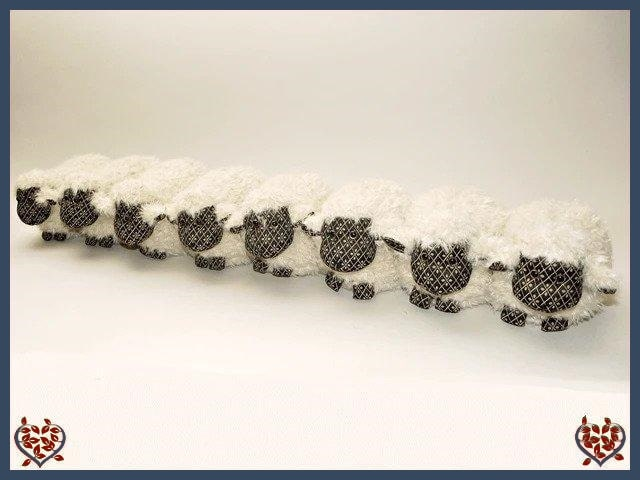 SHEEP HERD DRAUGHT EXCLUDER | Doorstops & Draught Excluders - Paul Martyn Interiors