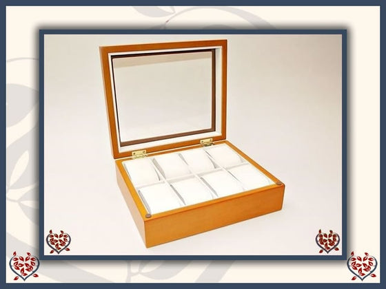 OWEN WATCH BOX | Jewllery Boxes - Paul Martyn Interiors