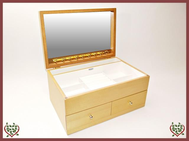 GRETEL JEWELLERY BOX | Jewellery Boxes - Paul Martyn Interiors