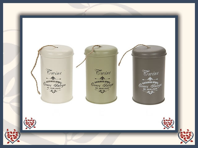 GARDEN TWINE TINS | Kitchen