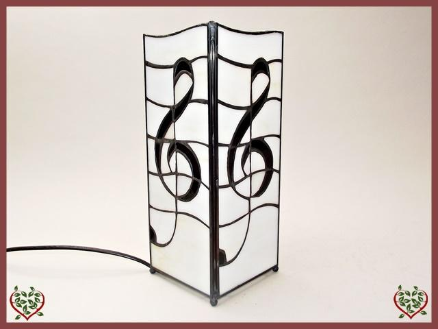 MUSICAL NOTE MELODY SQUARE LAMP | Lighting - Paul Martyn Interiors