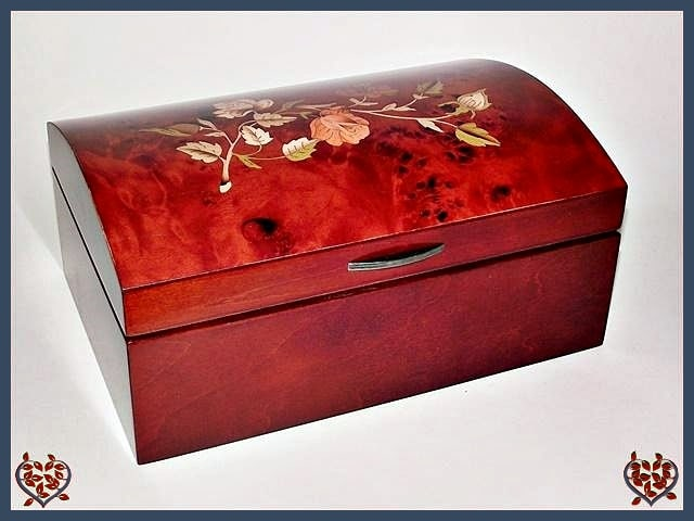 DAWN JEWELLERY BOX | Jewellery Boxes - Paul Martyn Interiors