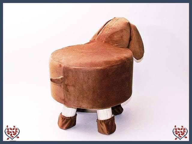 DOG FOOTSTOOL | Children's Furniture - Paul Martyn Interiors