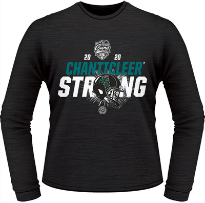 2020 COASTAL CAROLINA CHANTICLEERS TONAL LONG SLEEVE