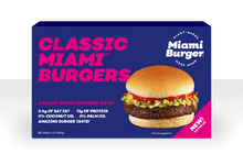 Load image into Gallery viewer, Classic Miami Burgers (100g) 50 Pack (5kg)