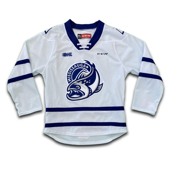 Youth White Replica Jersey