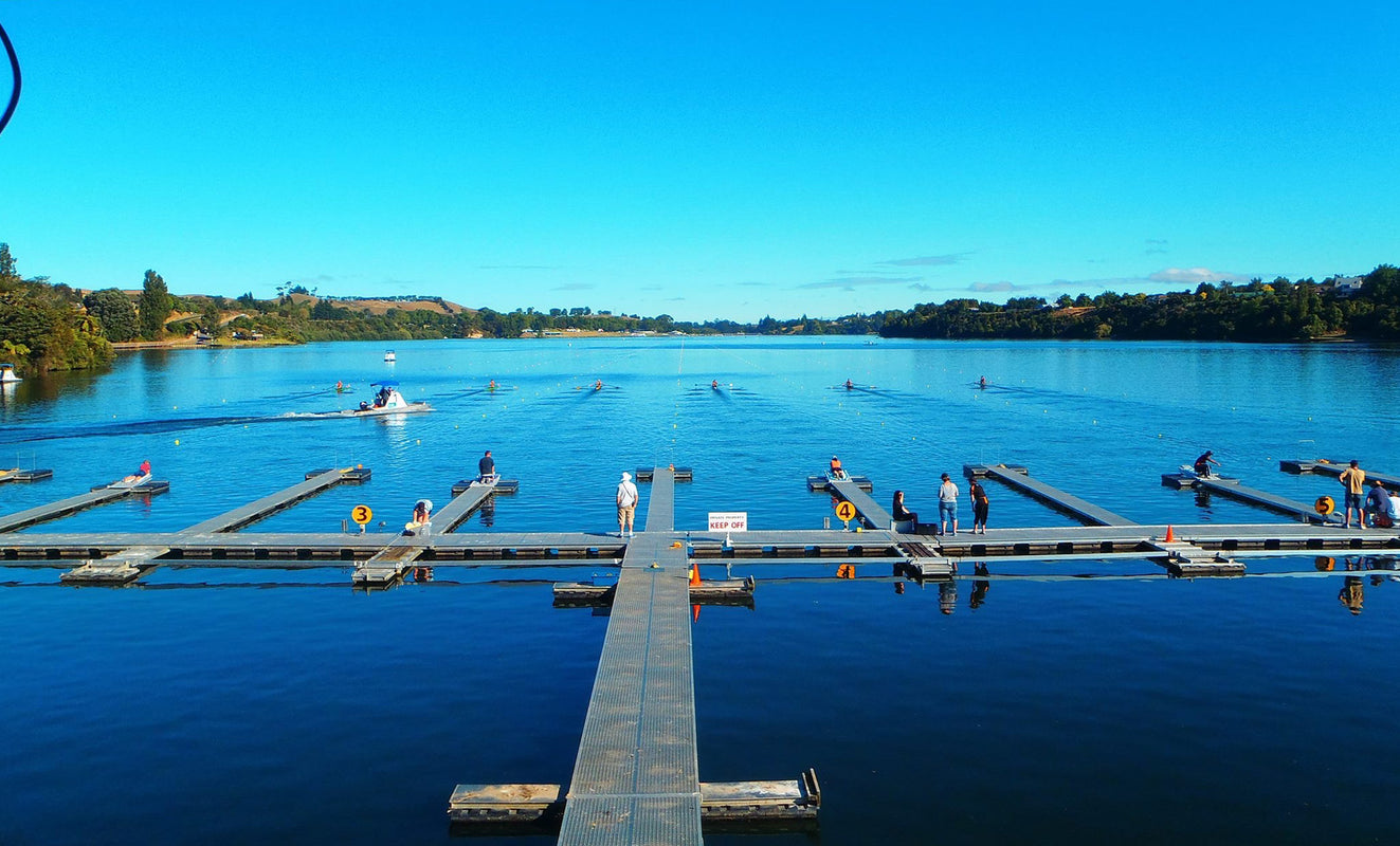 Activewear and rowing sports apparel. Crewroom New Zealand.