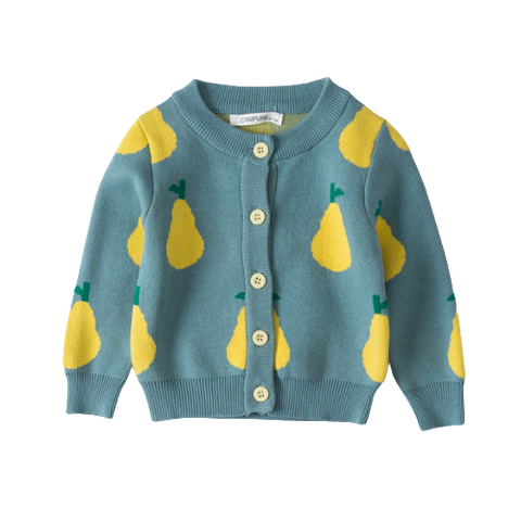 Pear Design Kids' Sweater (5Y)