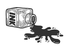the history of how ink is made