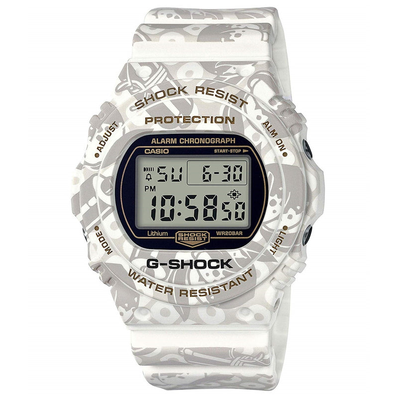 Casio G-Shock DW-5700SLG-7JR  日本版