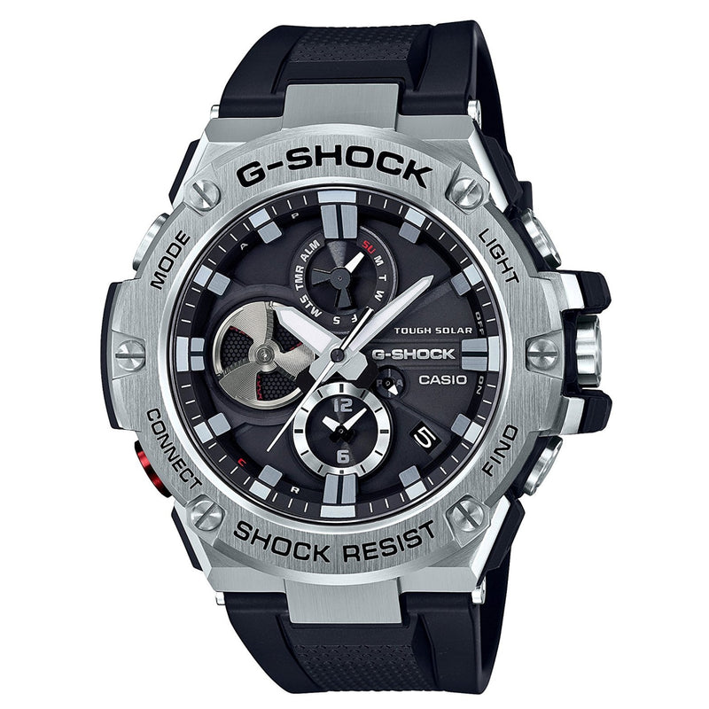 Casio G-Shock G-STEEL GST-B100-1AJF 日本版