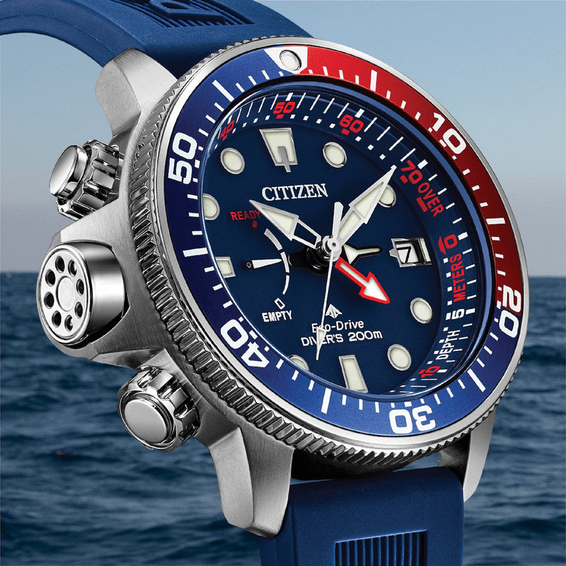 CITIZEN Promaster Aqualand BN2038-01L 光動能 男士手錶