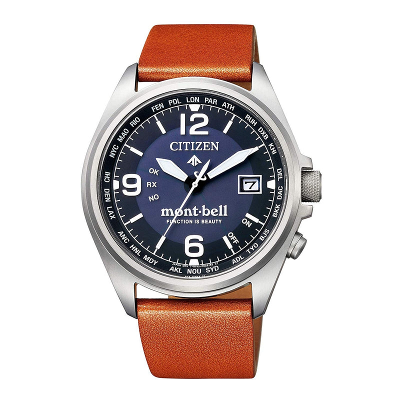 Citizen Promaster Duratect x Mont-Bell CB0171-11L 日本版