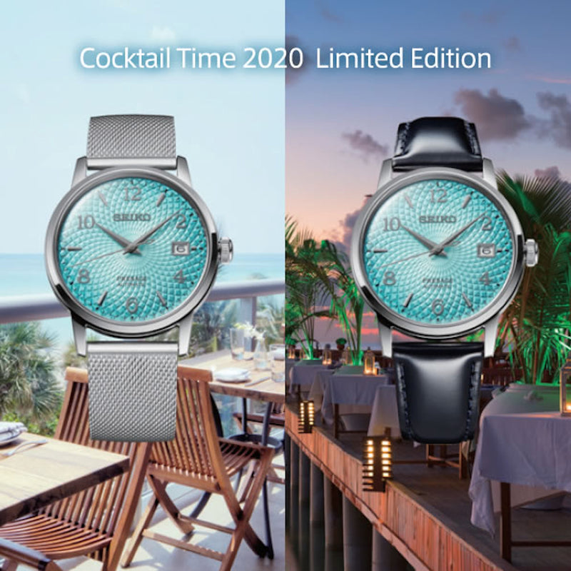SEIKO Presage SRPE49J1 Cocktail Frozen Margarita - MADE IN JAPAN 限量版 5,000枚