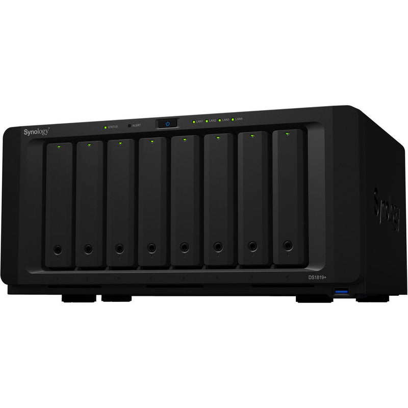 Synology DiskStation DS1819+ 網路儲存伺服器