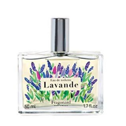 Fragonard Lavender Eau de Toilette Spray