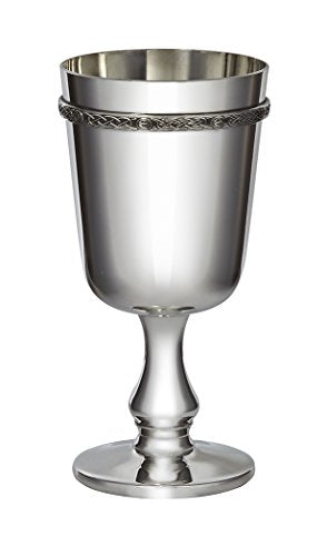 Celtic Band Pewter Chalice