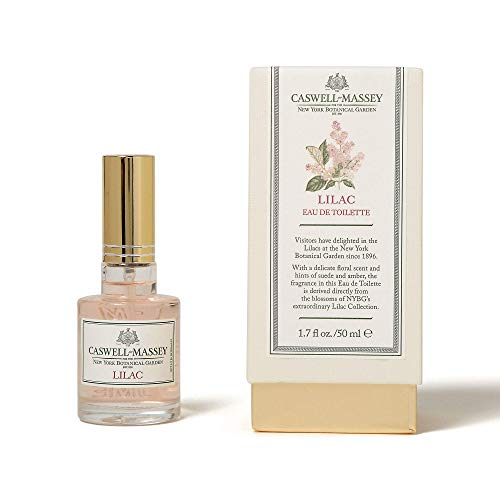 Caswell-Massey New York Botanical Garden Lilac Eau De Toilette Spray