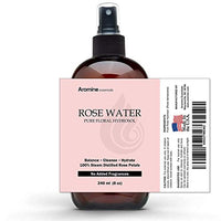 Aromine  Rose Floral Water