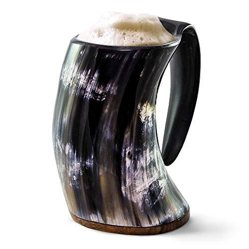 Original Viking Drinking Horn Mug