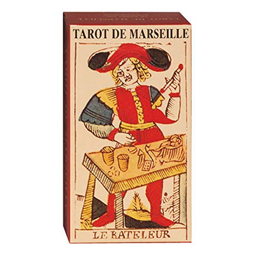 "Piatnik 19451 ""Marseille Tarot Card Game (78-Piece)"