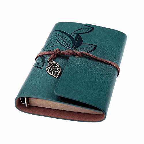 Beyong Leather Writing Journal, Refillable