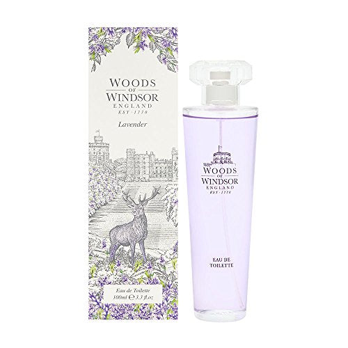 Lavender by Woods of Windsor 3.3 oz Eau de Toilette Spray