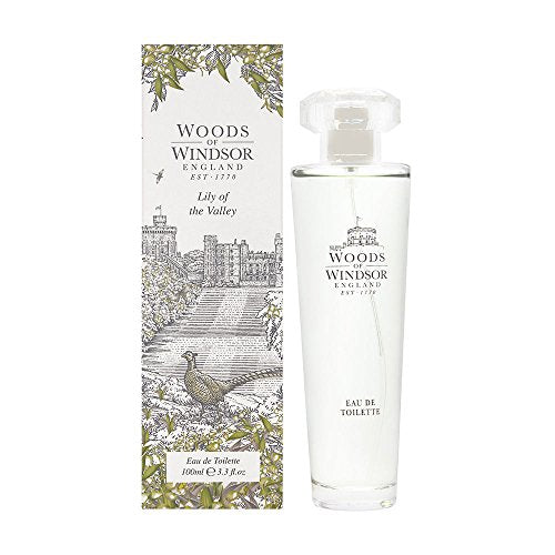 Lily of the Valley by Woods of Windsor 3.3 oz Eau de Toilette Spray