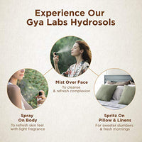 Gya Labs Rosemary Water