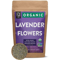 Organic Lavender Flowers Dried