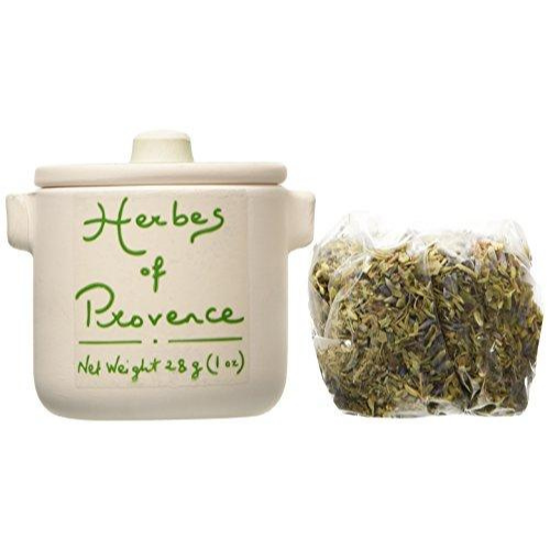 Herbs of Provence with a Crock