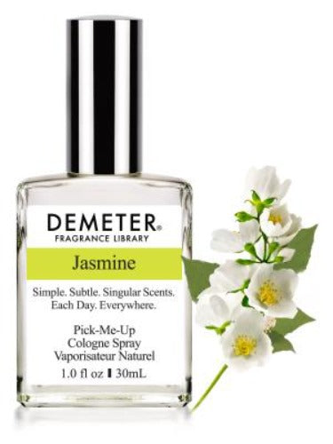 Jasmine Cologne Spray Women by Demeter, 4 Ounce