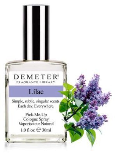 Lilac Cologne Spray by Demeter, 4 Ounce